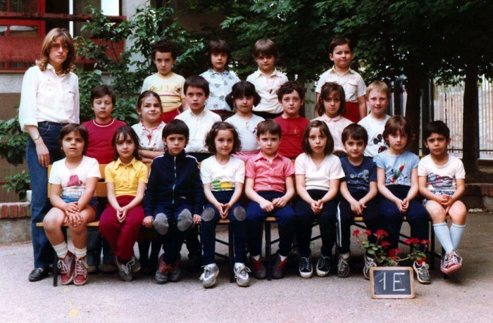 bambini anni 80