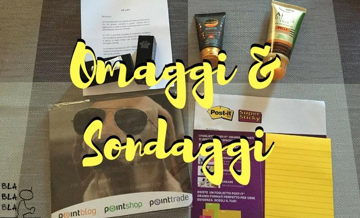 Omaggi&Sondaggi