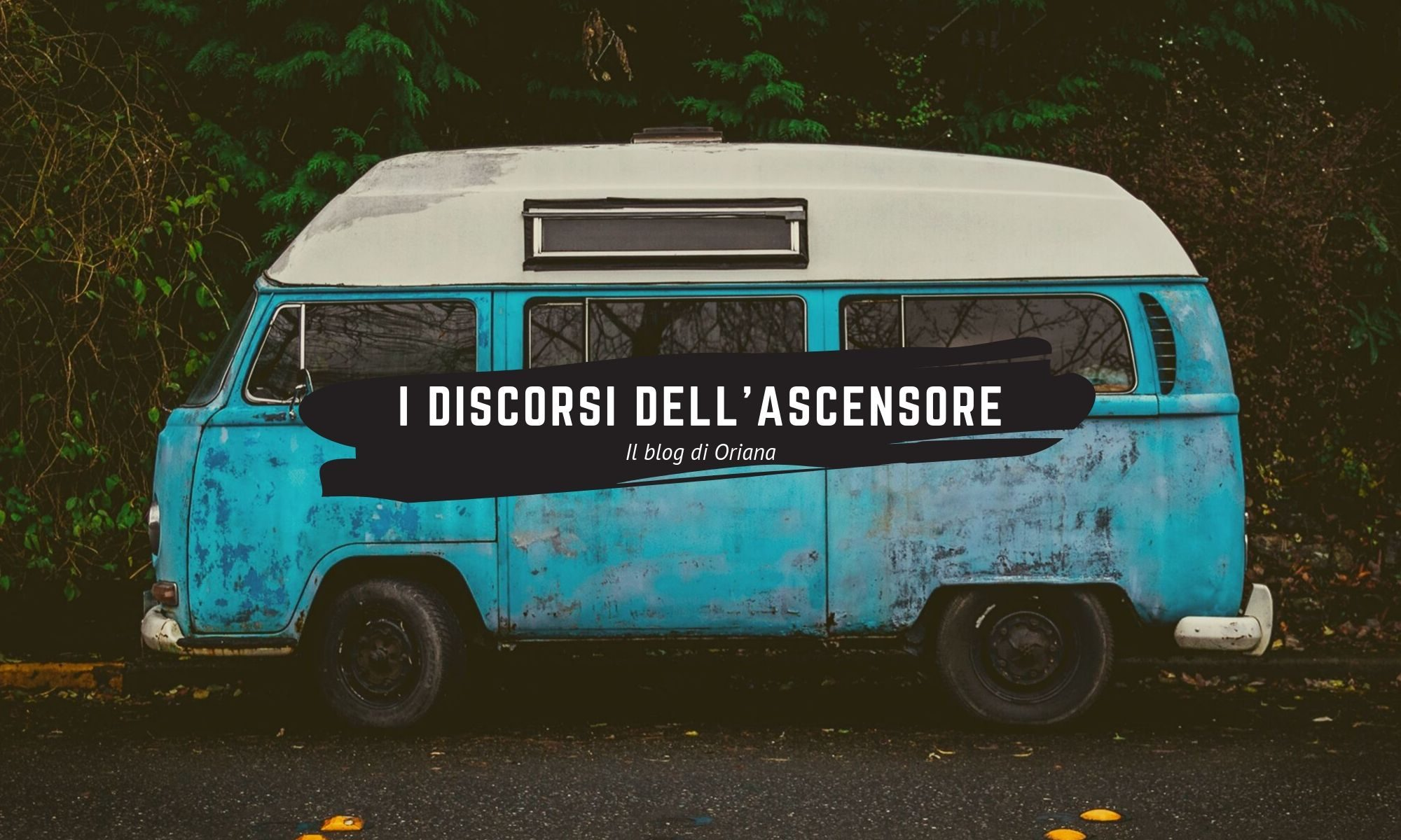 I discorsi dell'ascensore