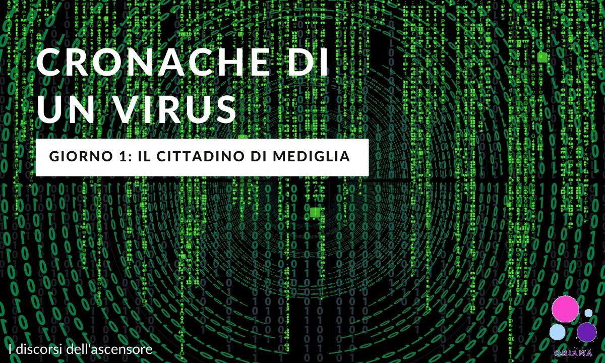 cronache di un virus
